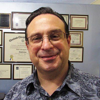 Chiropractor Northridge CA John Termini